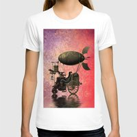 steampunk T-shirts featuring Steampunk by Shalisa Photography