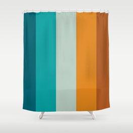 Stripes - part 5 #eclecticart Shower Curtain