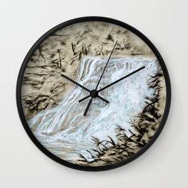 Local Gem # 6 - Ithaca Falls Wall Clock