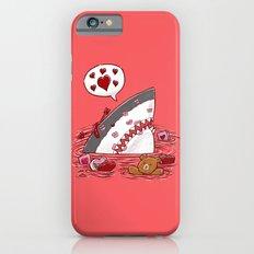 The Valentine's Day Shark iPhone 6s Slim Case