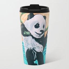 Graffiti Panda Travel Mug