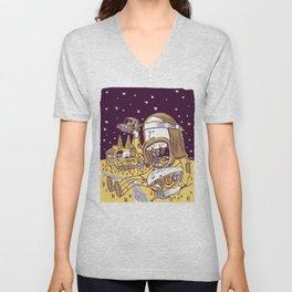 Giant Hippy Unisex V-Neck