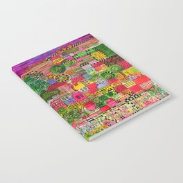 Color Town Notebook
