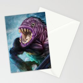 Deep One Stationery Cards