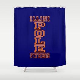 IPF Block I Shower Curtain