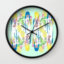Fruit-a-licious  Wall Clock