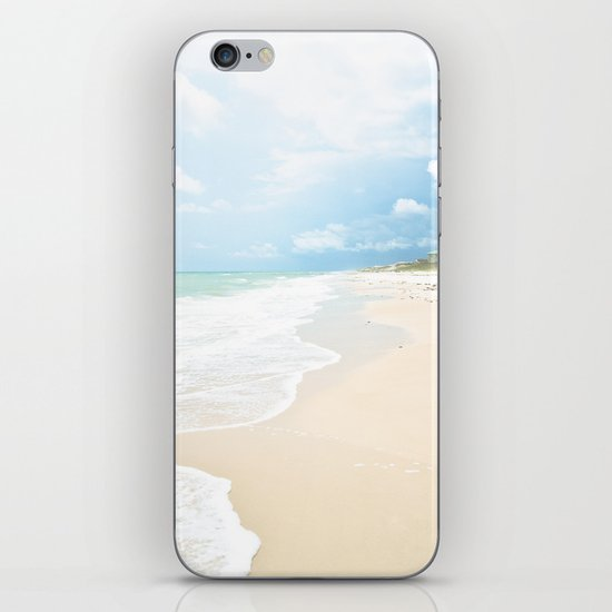 Paradise Shore iPhone & iPod Skin