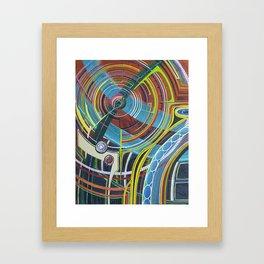 giantROBOTtears Framed Art Print