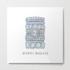 Henri Daussi Metal Print