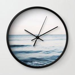 Tide Water Wall Clock