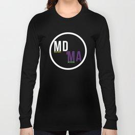 MDMA (Restart the weekend) Long Sleeve T-shirt