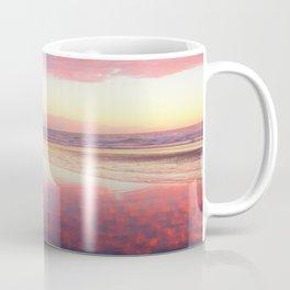 A Sunset Like Cotton Candy Coffee Mug