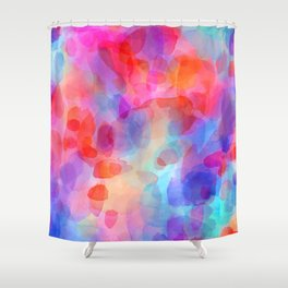 Even If Only Fleeting Shower Curtain