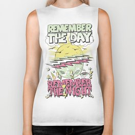 Remember The Day Biker Tank