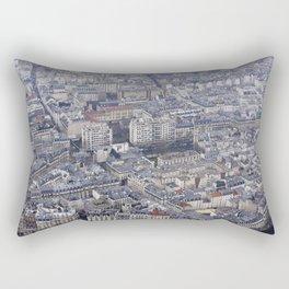 City top view Rectangular Pillow