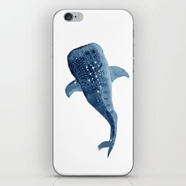The Shark Star iPhone Skin