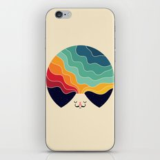 Keep Think Creative iPhone & iPod Skin