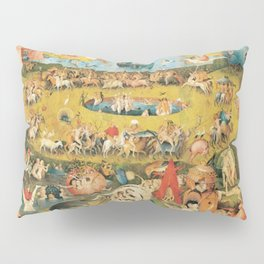 Bosch Garden Of Earthly Delights Pillow Sham