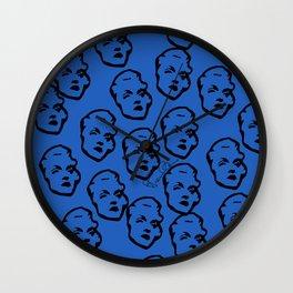 Bitch I'm Madonna Wall Clock