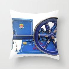 The Buzacott Engine Throw Pillow