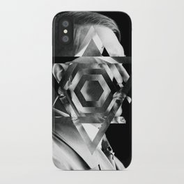 Hitler Being Punished for Obvious Reasons iPhone Case
