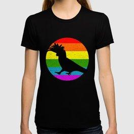 Rainbow Cacadoo T-shirt