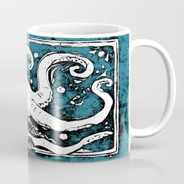 Shiny Metal Thing Octopus Coffee Mug