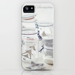 Happy Culinary Christmas iPhone Case