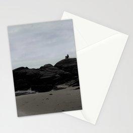 Solitude at Goose Rocks - Maine Coast Stationery Cards
