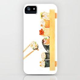 Maki Neko iPhone Case