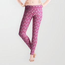 Radish Pink Pop Leggings