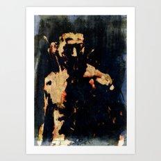 The Stranger #2 Art Print