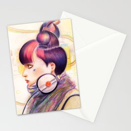 Sweet Dj Stationery Cards