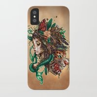 beast iPhone & iPod Cases featuring BEAST by Tim Shumate