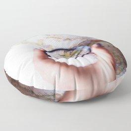 Ecuador  Floor Pillow