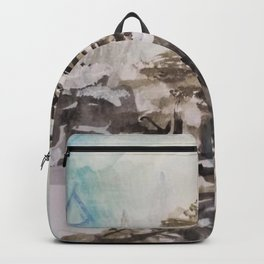 A Country Winter Backpack