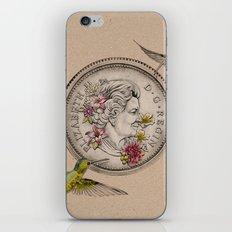 Our Beauty Queen iPhone & iPod Skin
