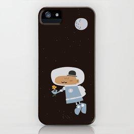 Contigo, al fin del mundo iPhone Case