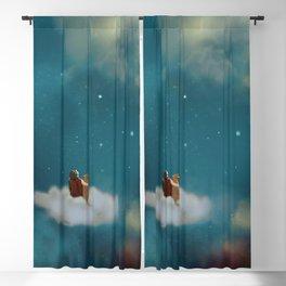Space Dreams Blackout Curtain