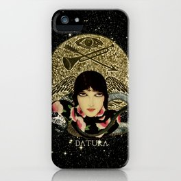Where No One Sees iPhone Case