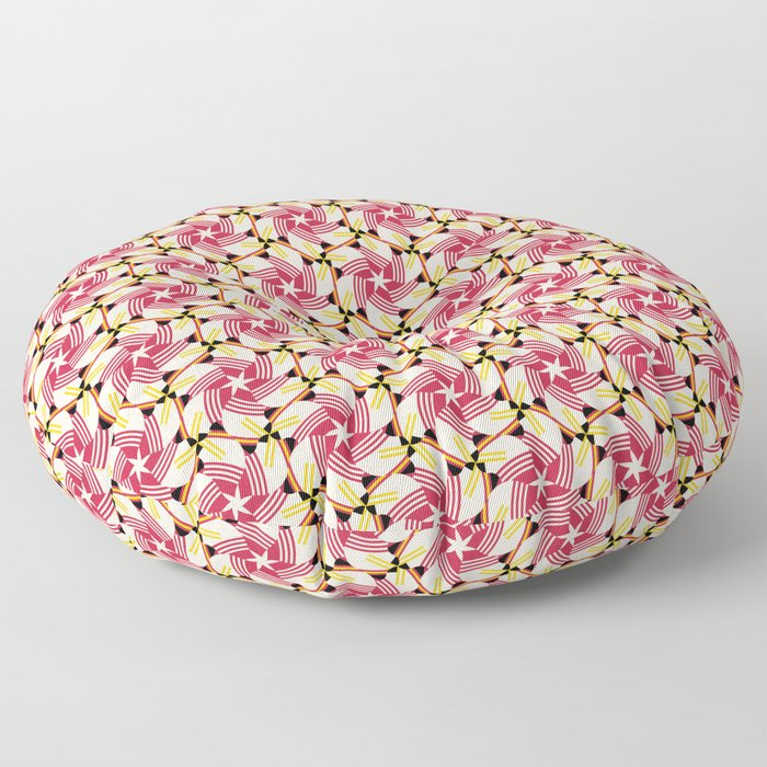 Moderne Pattern 03 Floor Pillow