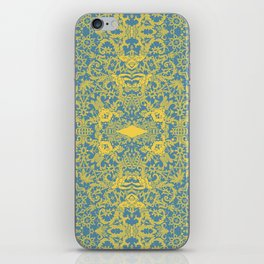 Lace Variation 10 iPhone Skin