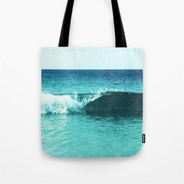 Summer Wave Tote Bag