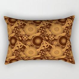 Clockwork 1 Rectangular Pillow