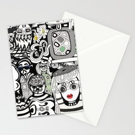 Beatnik Stationery Cards