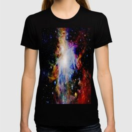 GaLaXY : Orion Nebula Dark & Colorful T-shirt