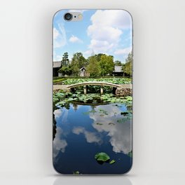 Mirror World iPhone Skin
