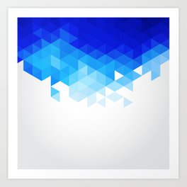 Geometria Art Print