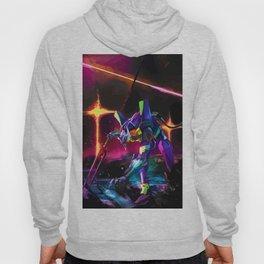 Neon Mecha01 Hoody