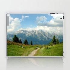 Mountain Range in Austria Laptop & iPad Skin